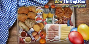 win ontbijtbox B.Slim actie