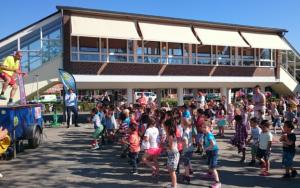 Lekker fit! maand op OBS de Vlindervallei en Michaëlschool