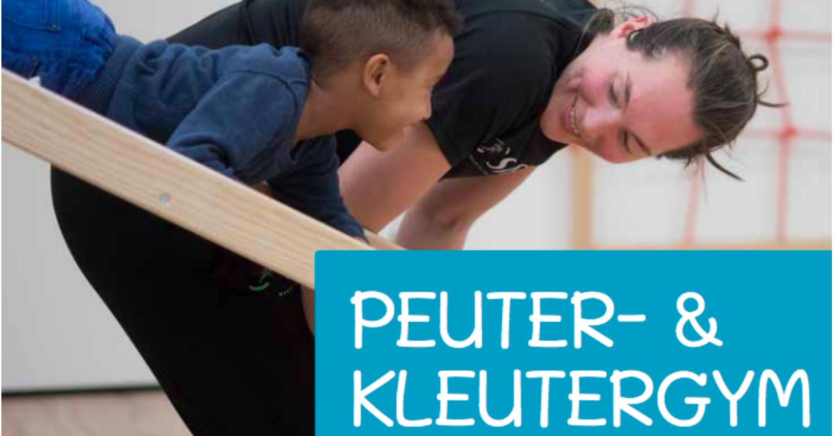 Beste Nieuw: Gratis peuter- en kleutergym lessen bij u in de buurt! - B NK-69